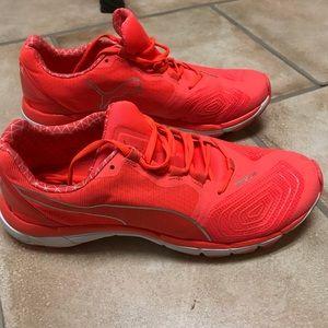 ecc2afd920b8a ... usa puma shoes mens neon orange puma sneakers 948c7 886d6